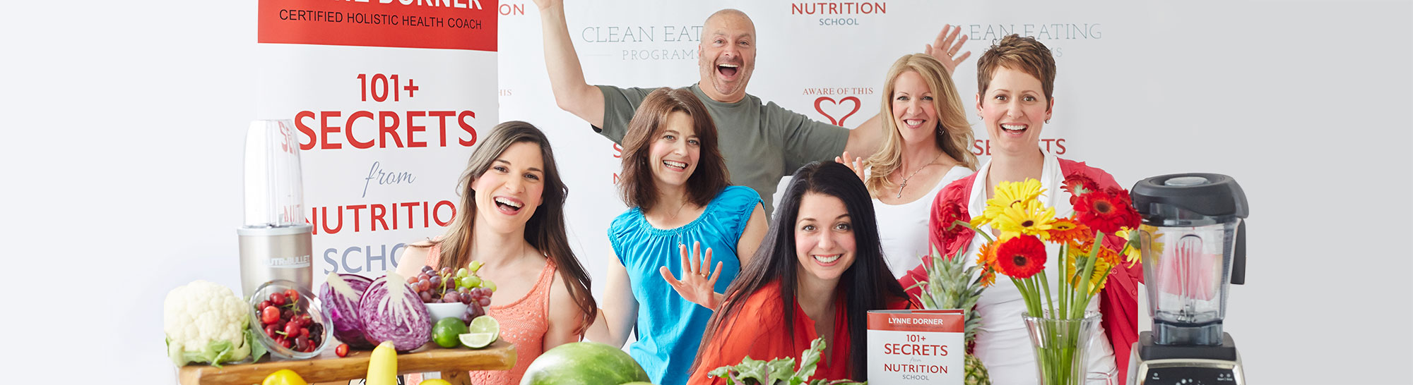 Clean Eating Programs | Summer 2015 Team | Lynne Dorner